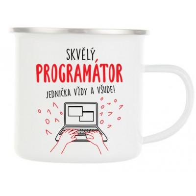 Plecháček - Skvělý programátor
