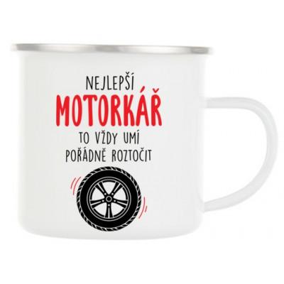 Plecháček - Nejlepší motorkář