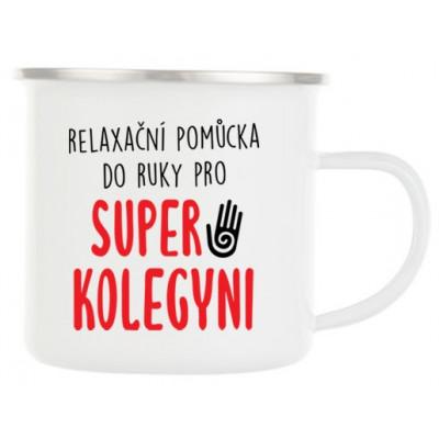 Plecháček - Super kolegyně
