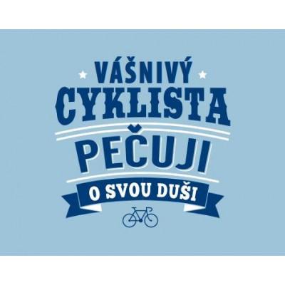 Albi Plecháček - Cyklista