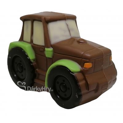 Čokoládový traktor Fendt