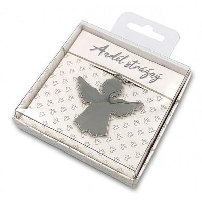 Nekupto Dárková klíčenka - Anděl střážný