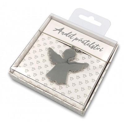Nekupto Dárková klíčenka - Anděl přátelství
