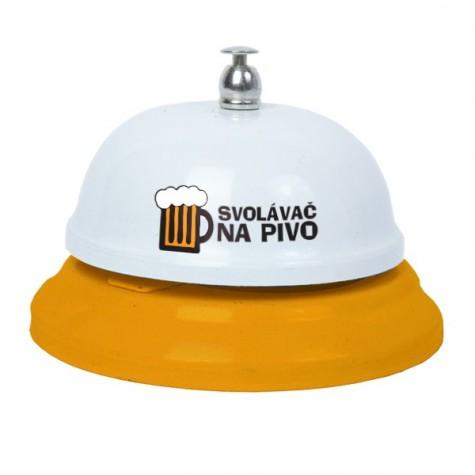 Stolní zvonek - Svolávač na pivo