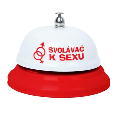 Stolní zvonek - Svolávač k sexu