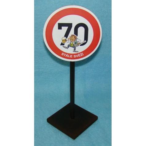 Značka - 70 - Stále svěží