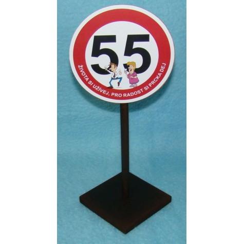 Značka - 55 - Užívej si života