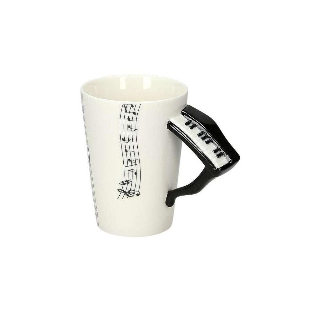 Hudební hrnek - Piano