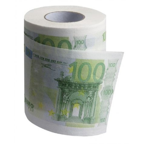 Toaletní papír - Euro