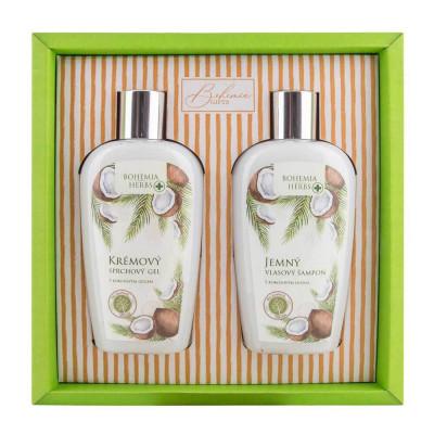 Dárkové balení Kokos - gel+šampon
