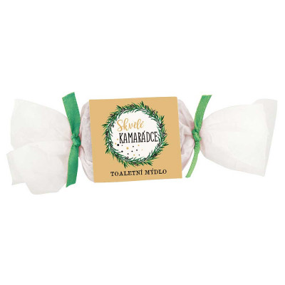 Ručně vyráběné mýdlo - Kamarádce