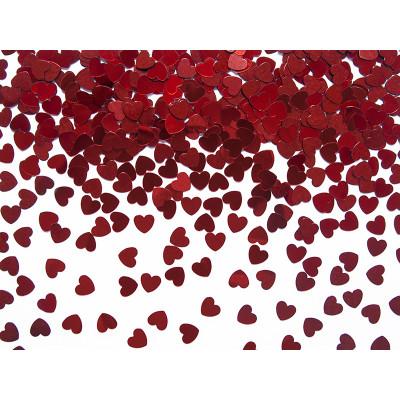 Konfety na stůl 30g - Srdce