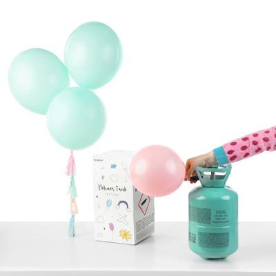 Helium k nafukování balónků - 30 ks - zelené