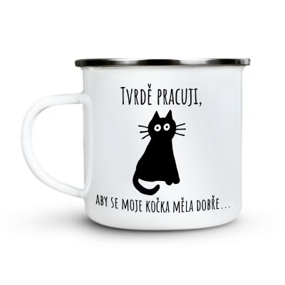 Ahome Plecháček - Kočka