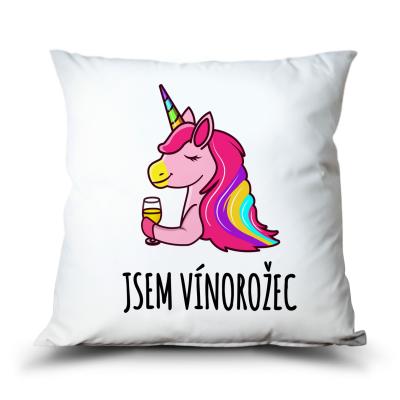 Ahome Polštář - Vínorožec
