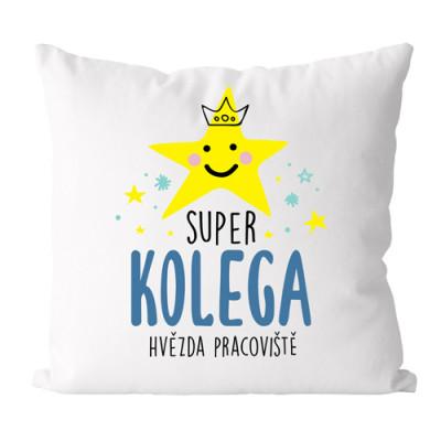Polštářek - Super kolega