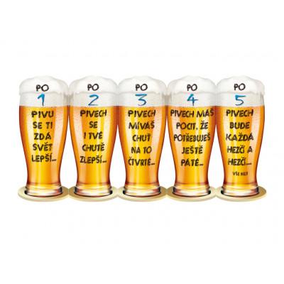 Přání k narozeninám - Pivo