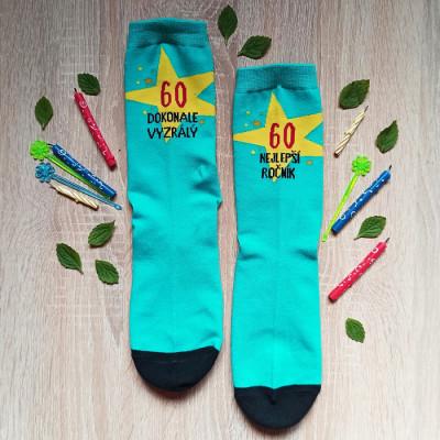 Veselé ponožky - 60 Nejlepší ročník