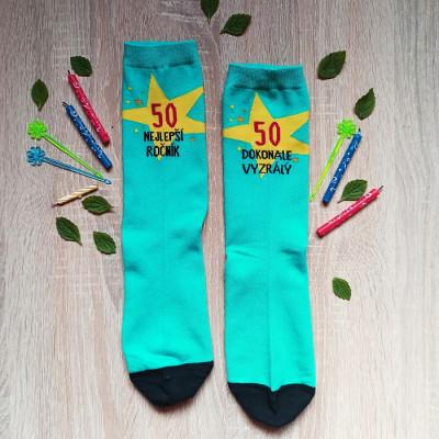 Veselé ponožky - 50 Nejlepší ročník