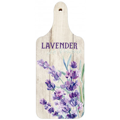Dekorační prkénko - Lavender - La provence