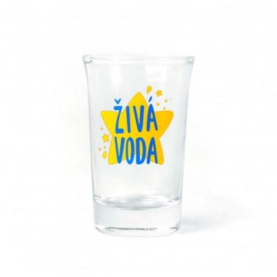 Vtipný panák - Živá voda