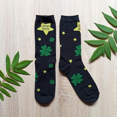 Veselé ponožky - Úžasný dědeček