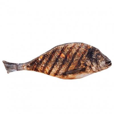 3D polštář 53 x 23 cm - Ryba