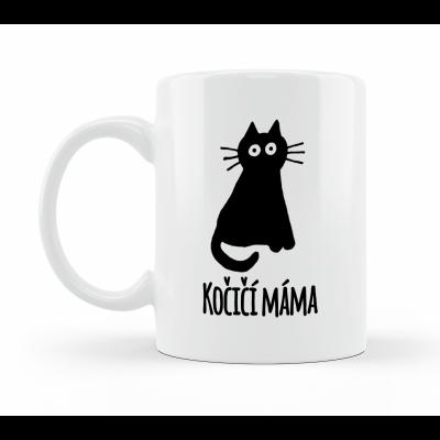 Ahome Hrneček - Kočičí máma