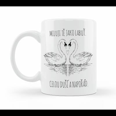 Ahome Hrneček - Miluji Tě jako labuť