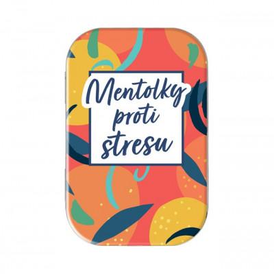 Albi Mentolky - Mentolky proti stresu