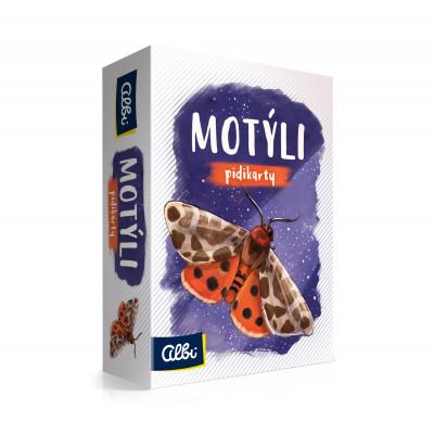 Albi Pidikarty - Motýli