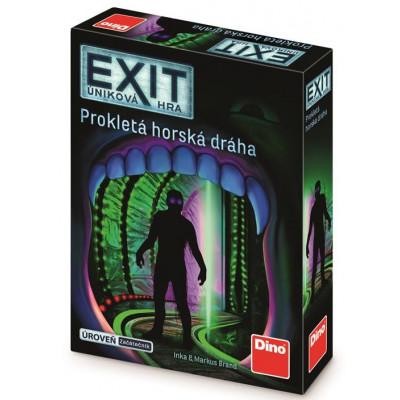 Dino Exit Úniková hra: Prokletá horská dráha