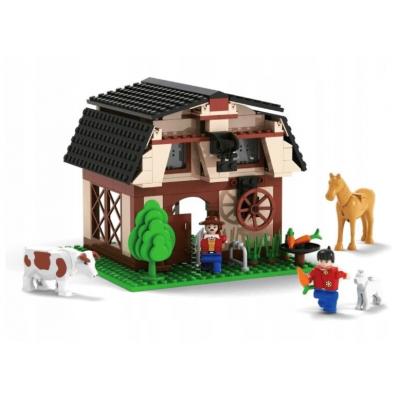 Stavebnice Dromader 28508 Farma 219ks