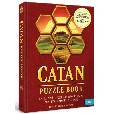 Albi Catan: Kniha Hádanek