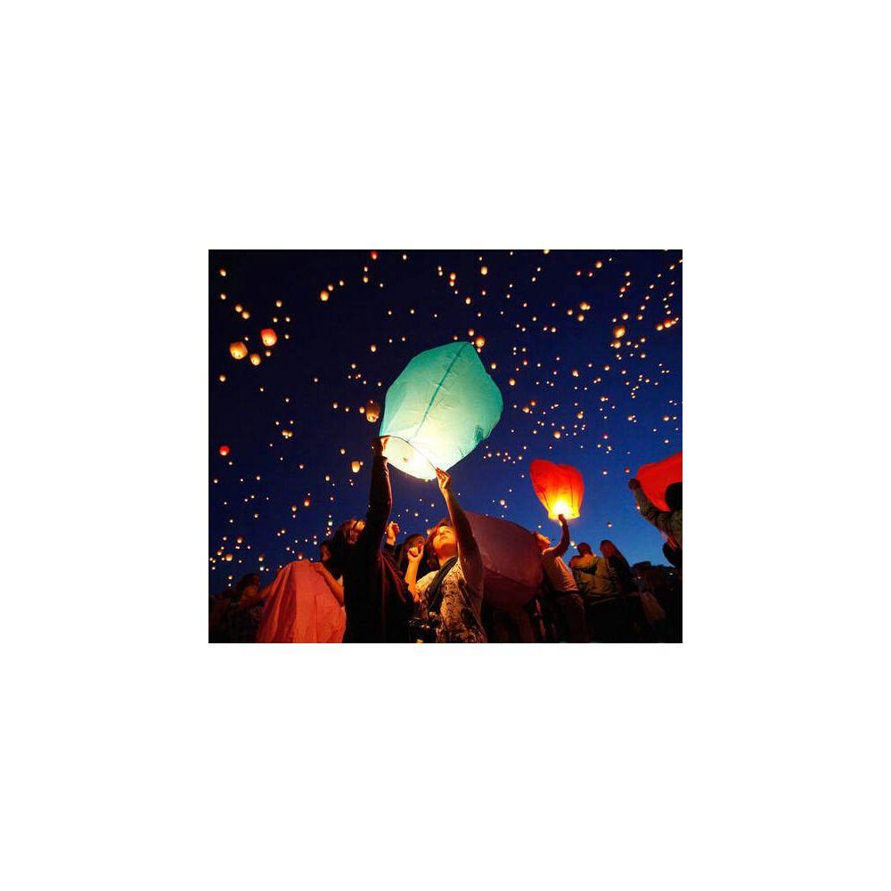 Lampion štěstí - čepice