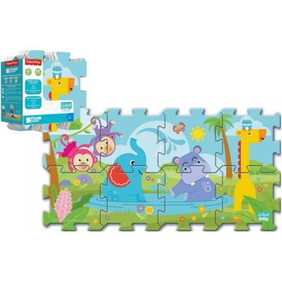 Trefl Pěnové puzzle Fisher Price Baby 31x32cm 8ks