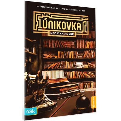 Albi Kniha Noc v knihovně (Únikovka)