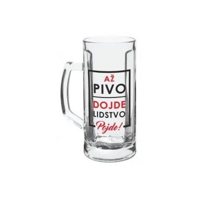 Půllitr - Až pivo dojde