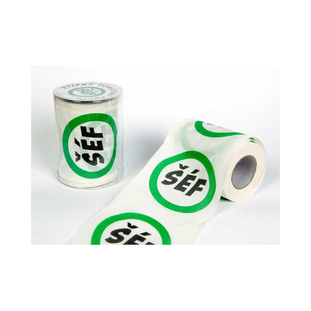 Toaletní papír - Šéf