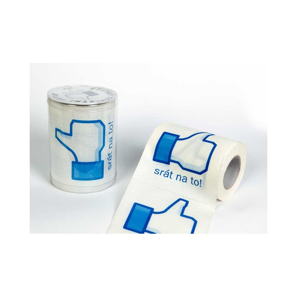 Toaletní papír - Srát na to