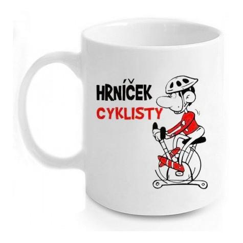 Vtipný hrnek - Cyklisty