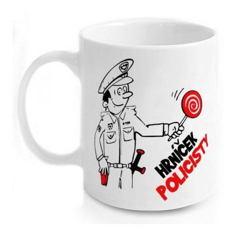 Vtipný hrnek - Policisty