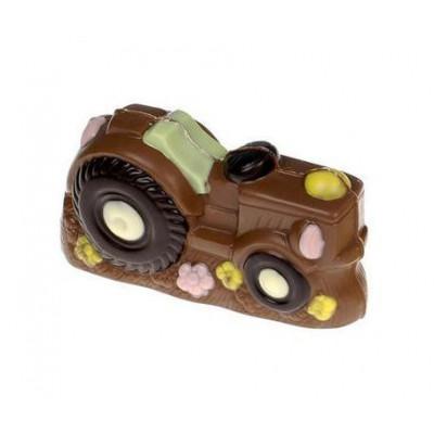 Čokoládový traktor