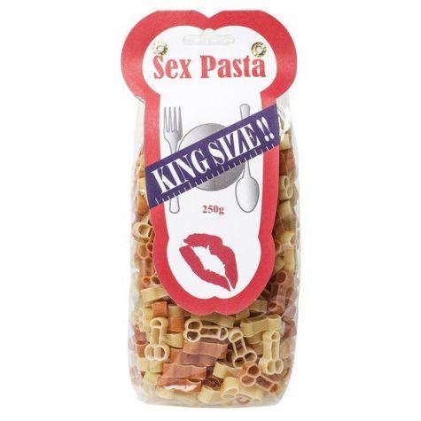Sprosté těstoviny - penis