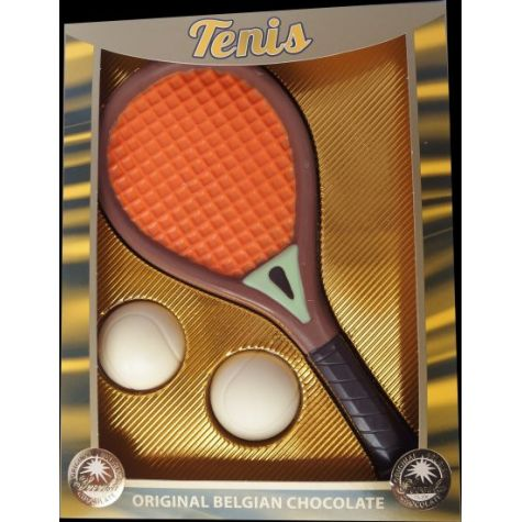 Čokoládový tenis