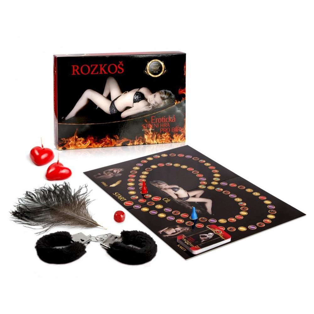 Rozkoš - Erotická hra