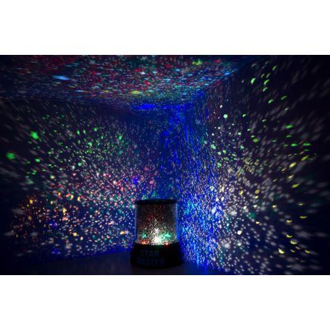 Projektor noční oblohy - hvězdy