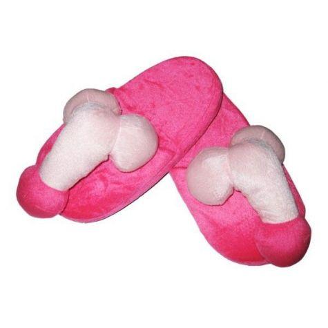Papuče - penis