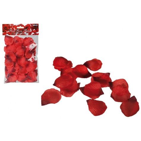 Postel plná růží 100ks