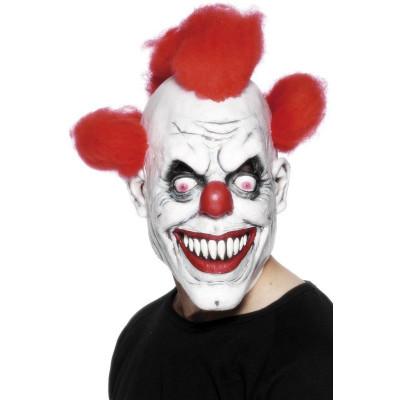 Maska - Klaun s vlasy